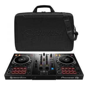 Pioneer DDJ400 2Ch DJ Controller For rekordbox DJ Software Plus Odyssey Case