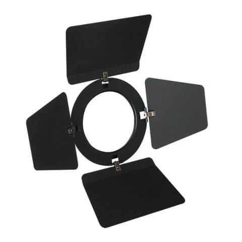 Showtec PAR30 Black Par Can Barndoor Flaps