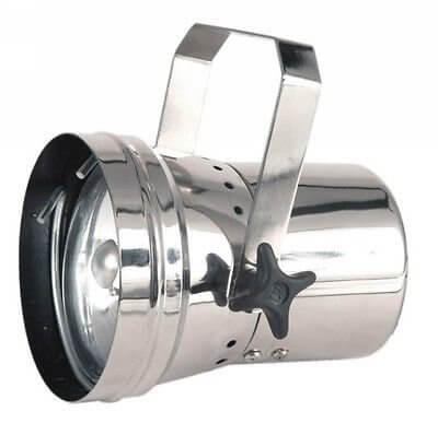 Pulse Chrome 30W PAR36 Pinspot Lantern inc Lamp