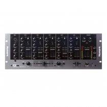 Numark C3 USB DJ Mixer Rackmount 5CH Disco Mixing Desk *Record to Laptop*