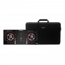 Numark Mixtrack Platinum DJ Controller inc. Magma CTRL Case