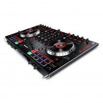 Numark NS6II MK2 Premium 4-Channel 24-bit Serato Dual USB DJ Controller