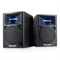 Numark N-Wave 360 Active Studio Monitor Speakers (Pair)