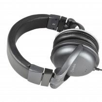 AVLINK Comfort Headphones with In-Line Volume Control HiFi Listening Studio