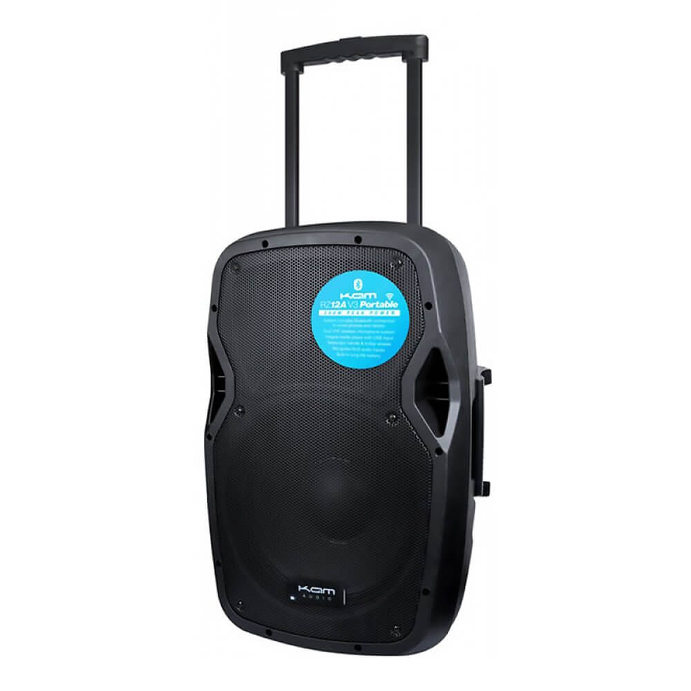 Kam RZ12A V3 Active 1000W Portable Bluetooth Speaker