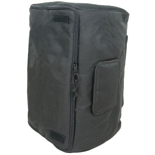 """Protective Carrying Case Bag for 12"""" Moulded Cabinet PA Loud Speakers"""