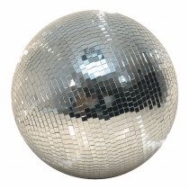 "Equinox 60cm 24"" Professional Mirror Ball with 10mm Facets"