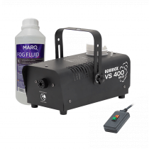 Equinox VS400 MKII Smoke Machine inc Fluid & Remote