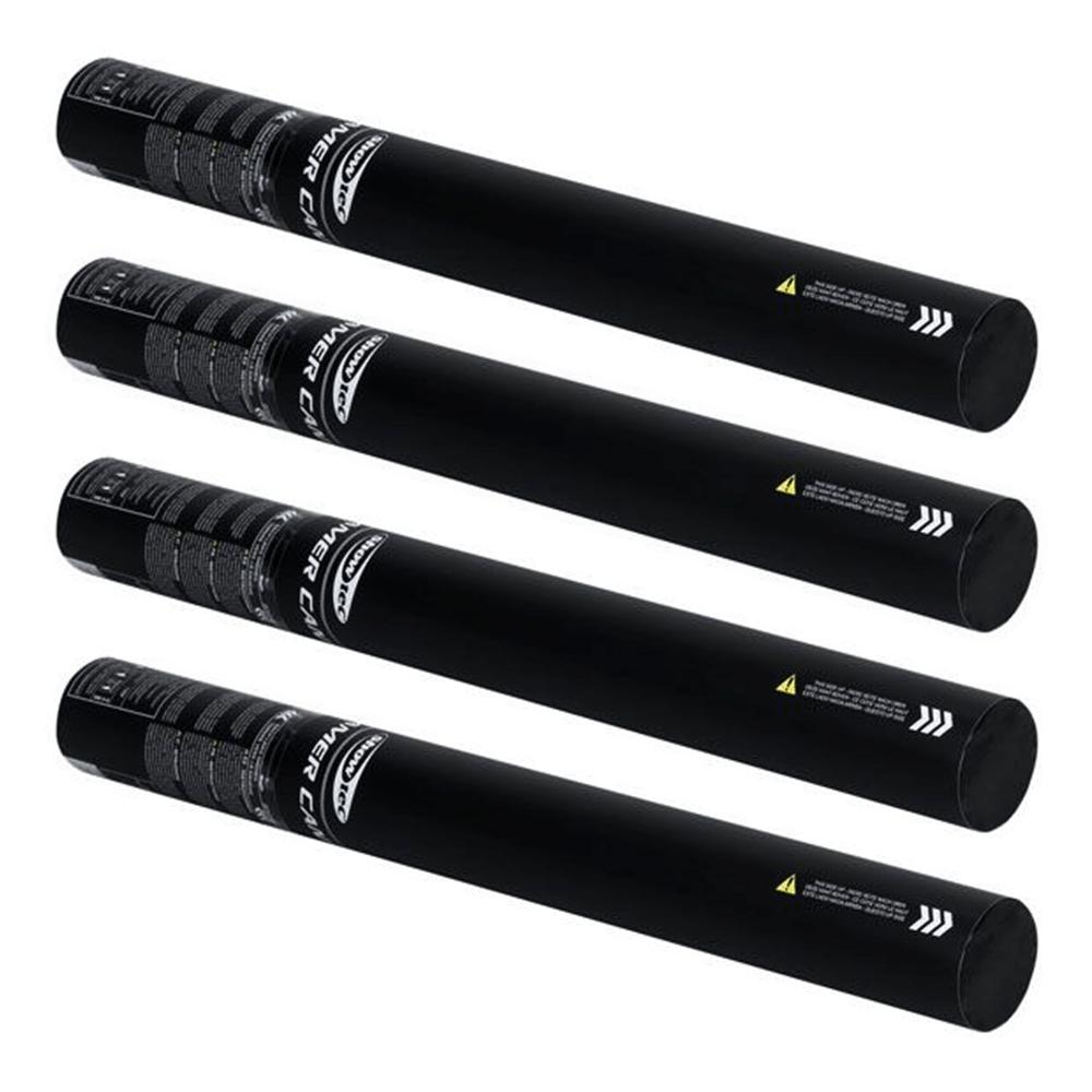 4x Showtec Handheld Streamer 50cm Multi Metallic