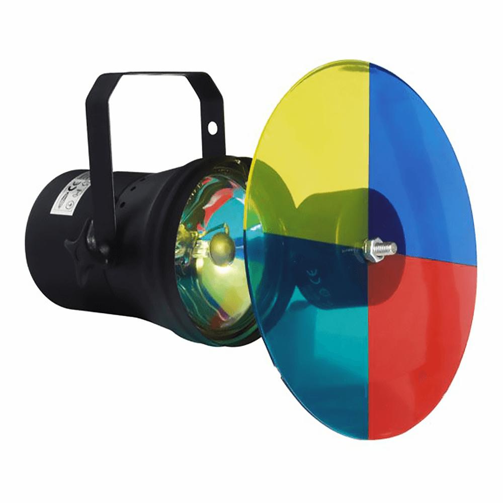 Showtec PAR 36 Pinspot Spot Set inc. Lamp and Colour Changer