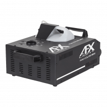 AFX Light Mini Vertical DMX Smoke Machine inc. RGB Lights