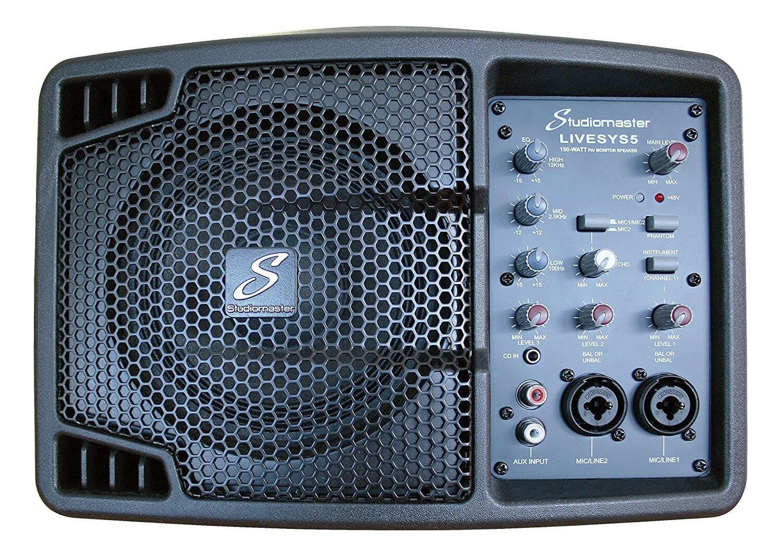 Studiomaster LIVESYS5 Portable PA System