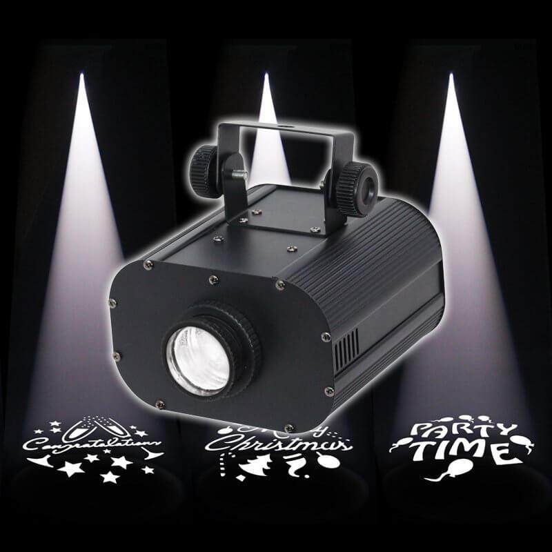 Equinox Promo Spot Gobo Projector 25W