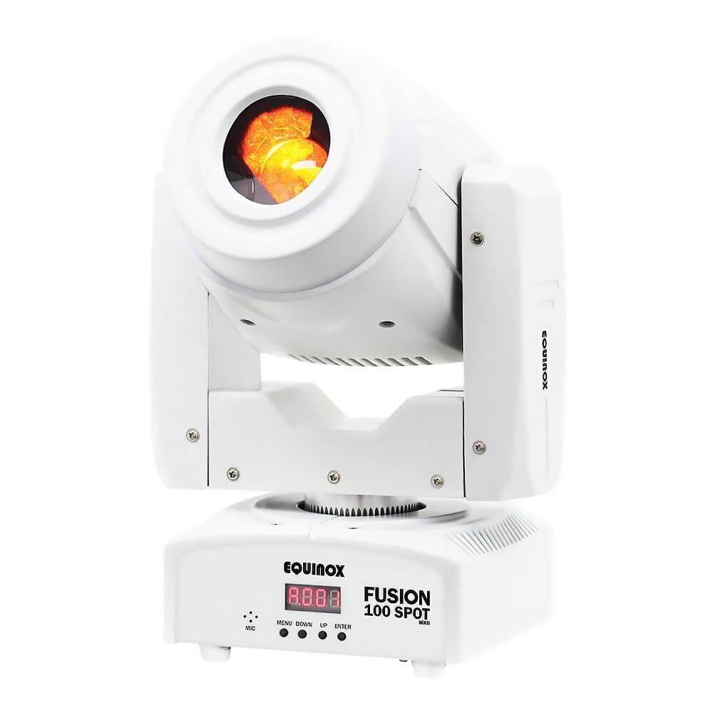 Equinox Fusion 100 Spot MKII (White Housing)