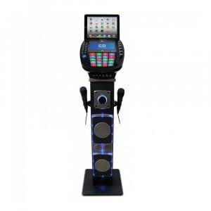 Easy Karaoke EKS-878BT Bluetooth Pedestal Karaoke Machine inc Screen