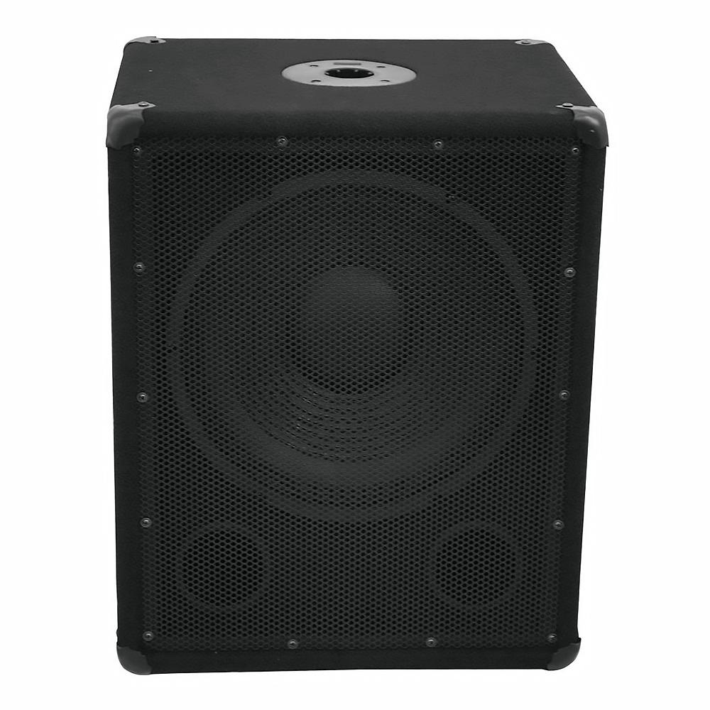 "Omnitronic BX-1250 Passive Subwoofer Bass Bin 12"" 600W"