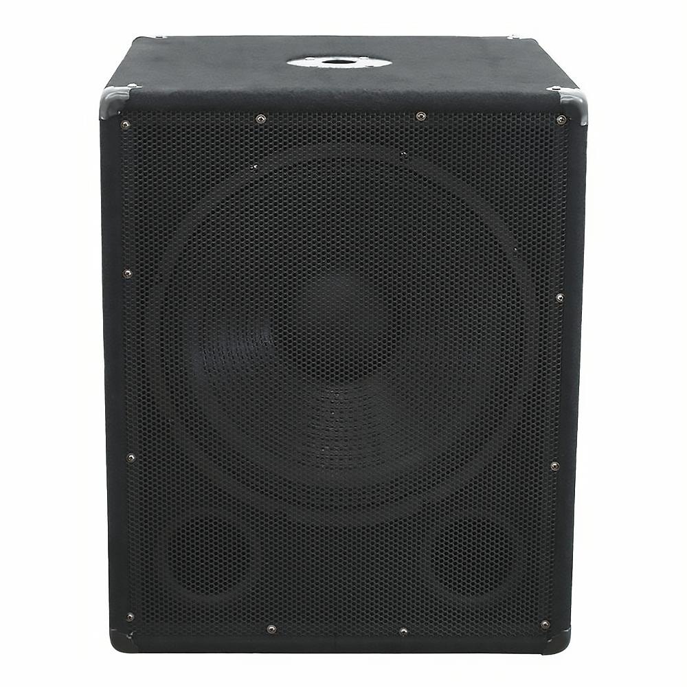 "Omnitronic BX-1550 Passive Subwoofer Bass Bin 15"" 800W"