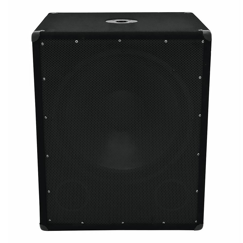 "Omnitronic BX-1850 Passive Subwoofer Bass Bin 18"" 1200W"