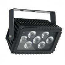 Showtec Cameleon LED Flood Light RGB 7 x 3W TRI IP65 Outdoor