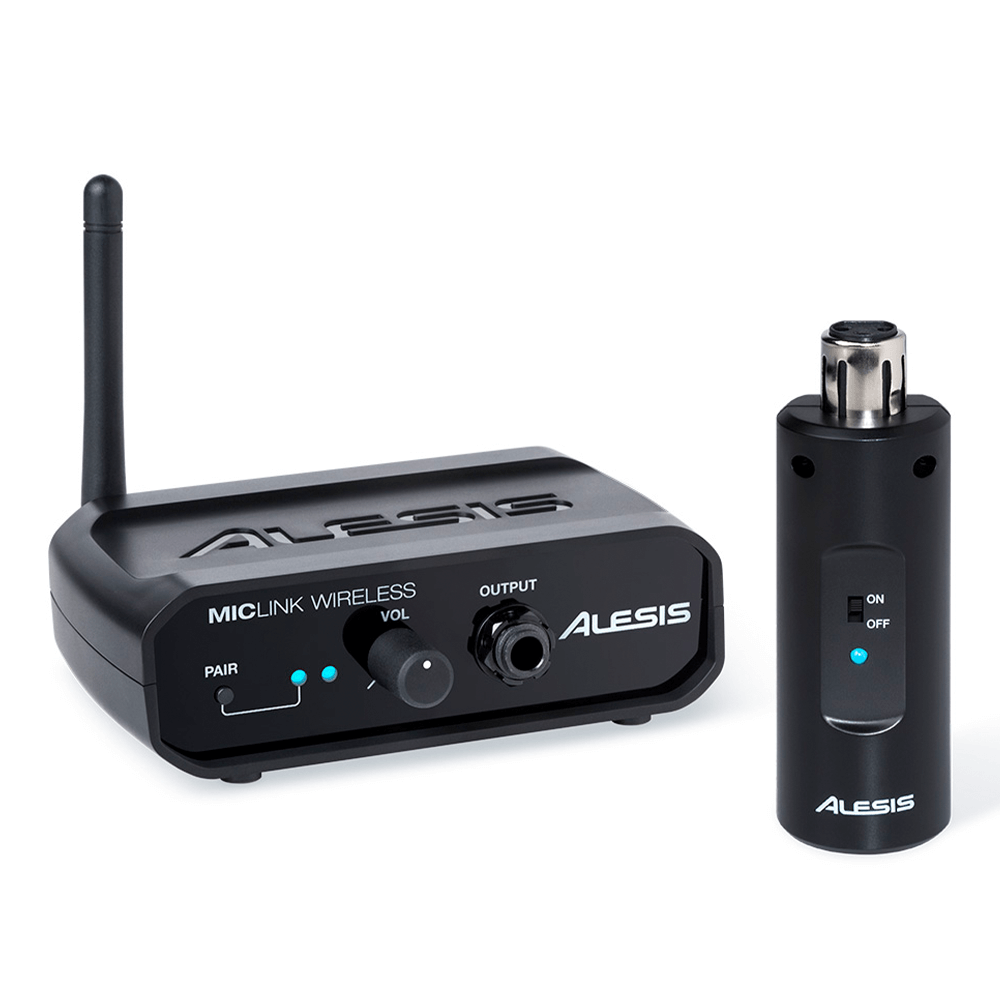 Alesis Miclink Wireless Digital Plug in Handheld Radio System