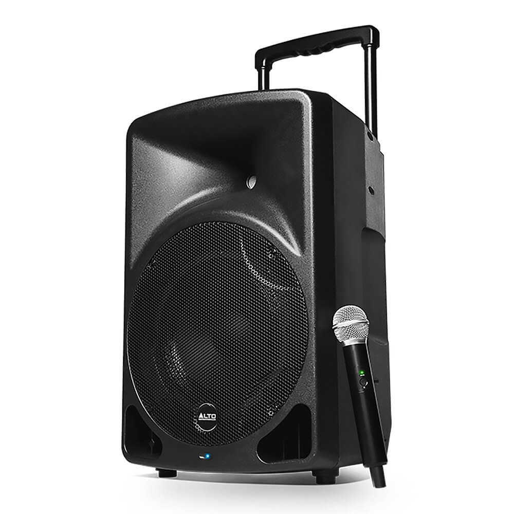 Alto Transport 12 400W Portable PA System Speaker