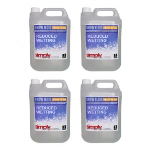 SSL Snow Fluid 20L Reduced Wetting Liquid
