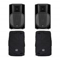 RCF ART715-A (MK4) Active 2Way Speaker (Bundle 2)