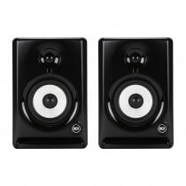 2x RCF Ayra 5 Active Two Way Monitor Speaker DJ Disco