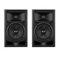 RCF Ayra Pro 5 Active Two Way Studio Monitor Speaker 75W + 25W Pair