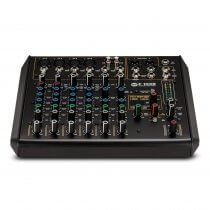 RCF F-10XR 10 Channel Mixing Console Recording Karaoke Multi FX Mixing Desk