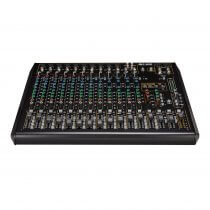 RCF F-16XR 12 Channel Mixing Console Recording Karaoke Multi FX Mixing Desk