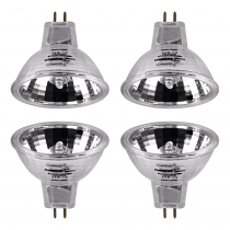 4x High Quality 24V 250W Halogen Lamps