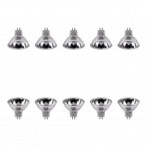 10x High Quality 24V 250W Halogen Lamps