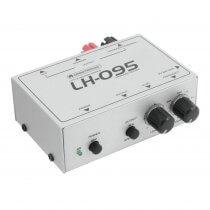 Omnitronic LH-095 Speaker Checker Testing Device Adjustable Sinus Frequency