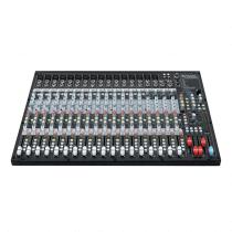 Omnitronic LMC-3242FX Mixing Console 24ch Studio Band PA USB FX Compressor Rack