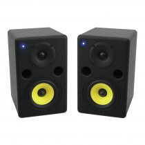 Omnitronic PNM-5 Nearfield Monitor Active 2-Way Speakers (Pair)