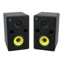 Omnitronic PNM-5 Nearfield Monitor Active 2-Way Speakers (Pair)