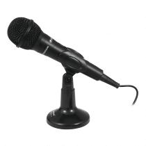Omnitronic M-22 USB Dynamic Microphone inc. Stand