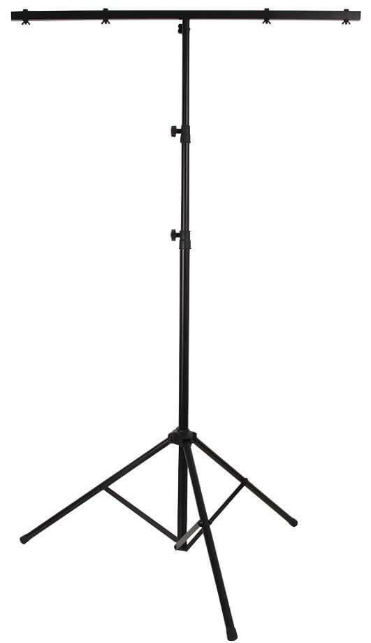 MCM Custom Audio Lighting Stand with T Bar