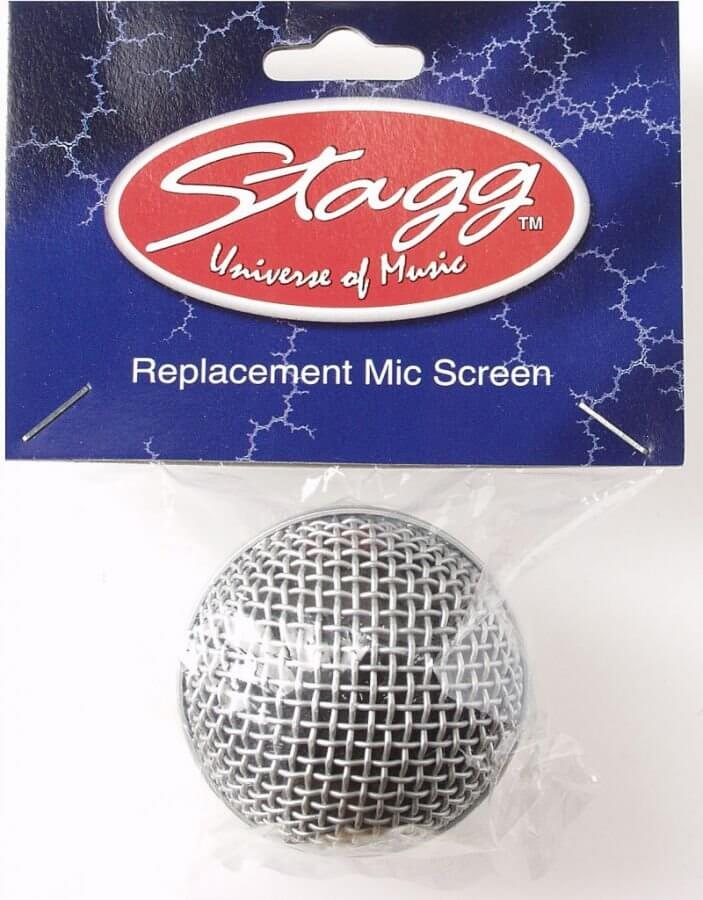 Stagg SPA-M58H - Replacement mesh grille for microphone with spherical head