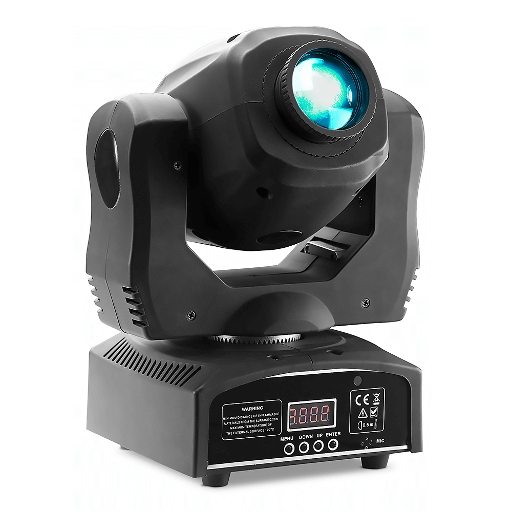 Stagg Gobo Moving Head with 60W COB LED