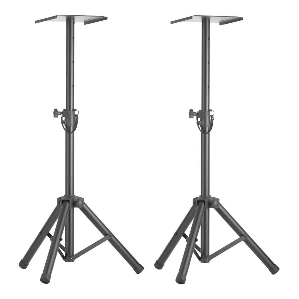 2x Stagg Height Adjustable Tripod Stands *BStock*