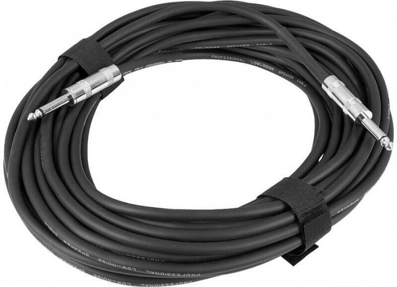 Soundlab 10m Jack to Jack Speaker Cable