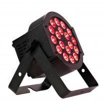 ADJ 18P Hex 18 x 12W RGBWAUV LED High Power Par Can DMX