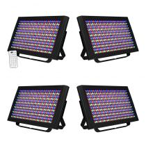 4x ADJ LED Profile Panels (RGBA)