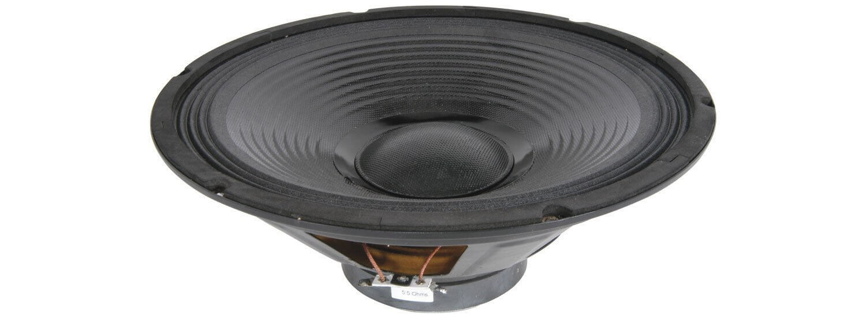 "QTX 12"" Speaker Driver Replacement QTX QT 8ohm 300w"