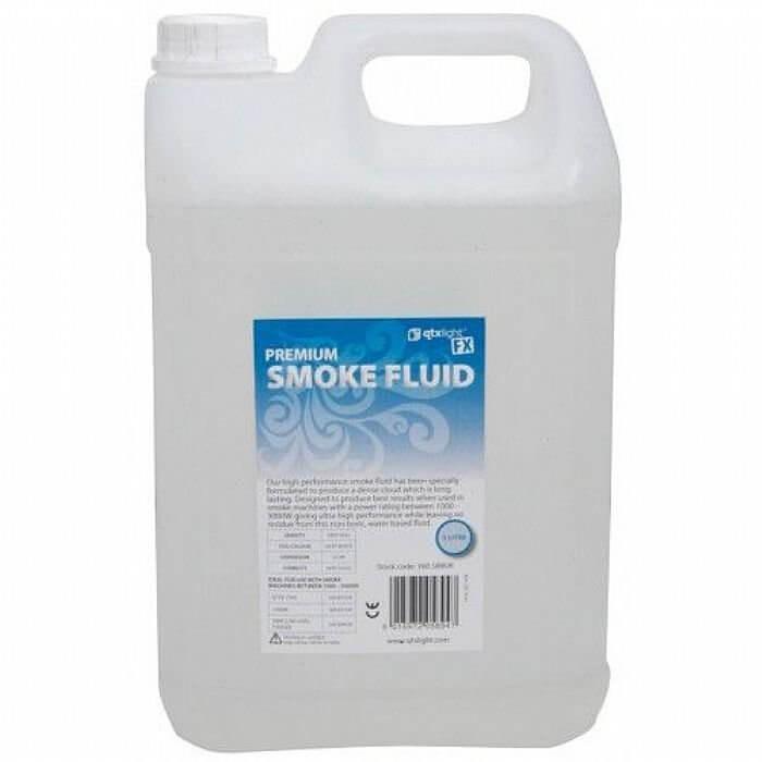 QTX Premium Dense Fog Fluid 5 Litre