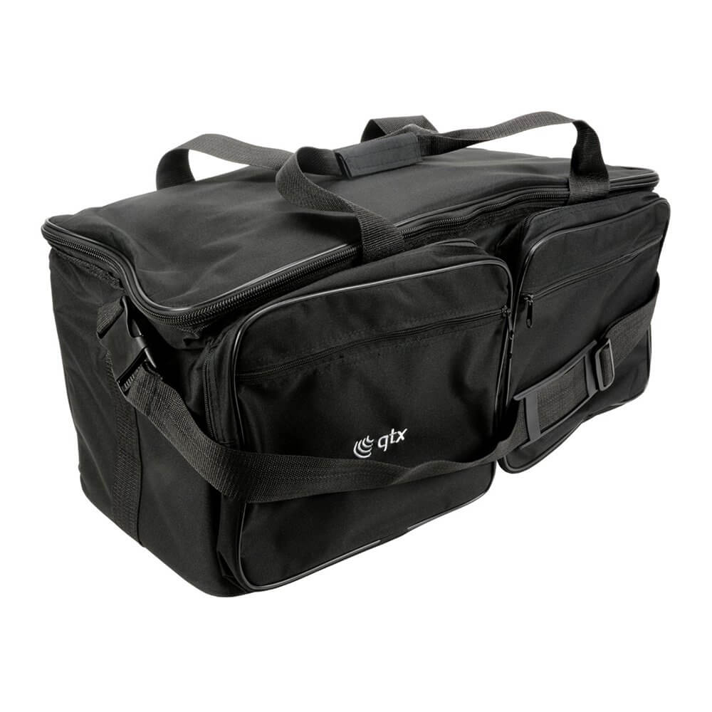 QTX Heavy Duty Multi Compartment Accessory Transit Bag