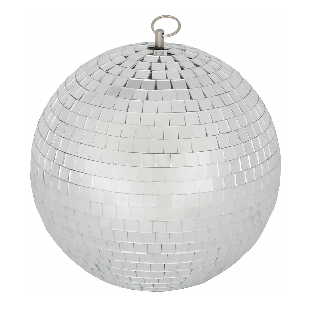 QTX MB-20 20cm Mirrorball with Hanging Ring