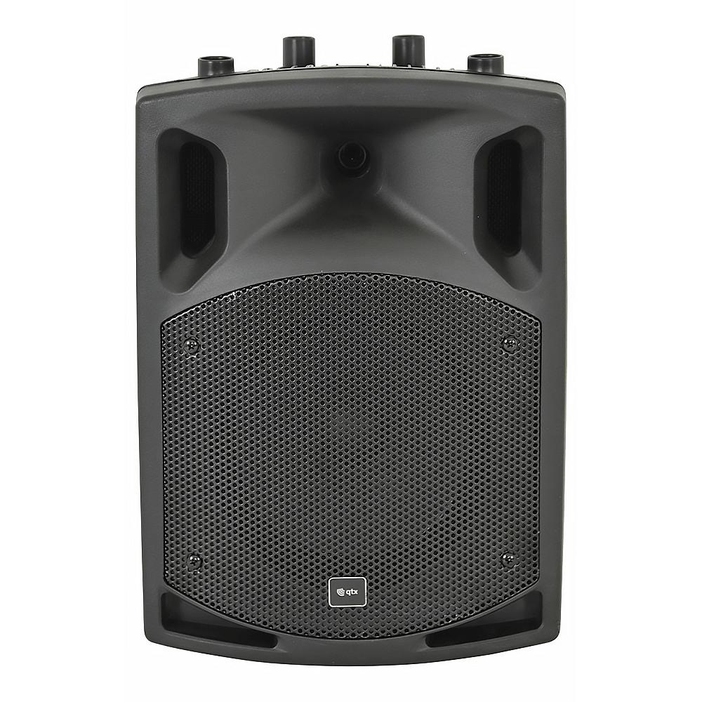 "QTX QX8BT Active Powered 8"" 200W Bluetooth Speaker"